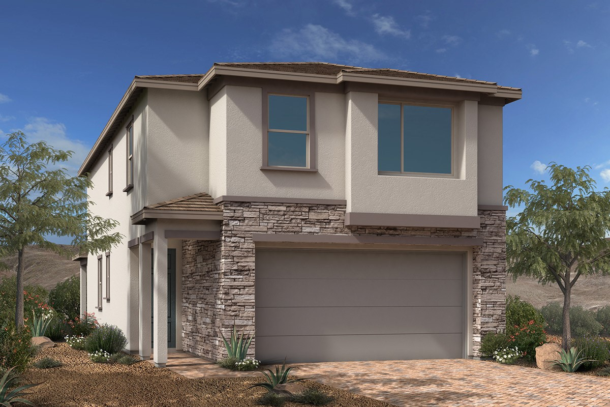 New Homes in Las Vegas, NV - Plan 2070