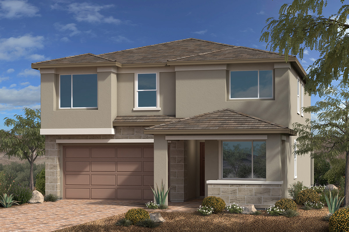 New Homes in Las Vegas, NV - Plan 2683