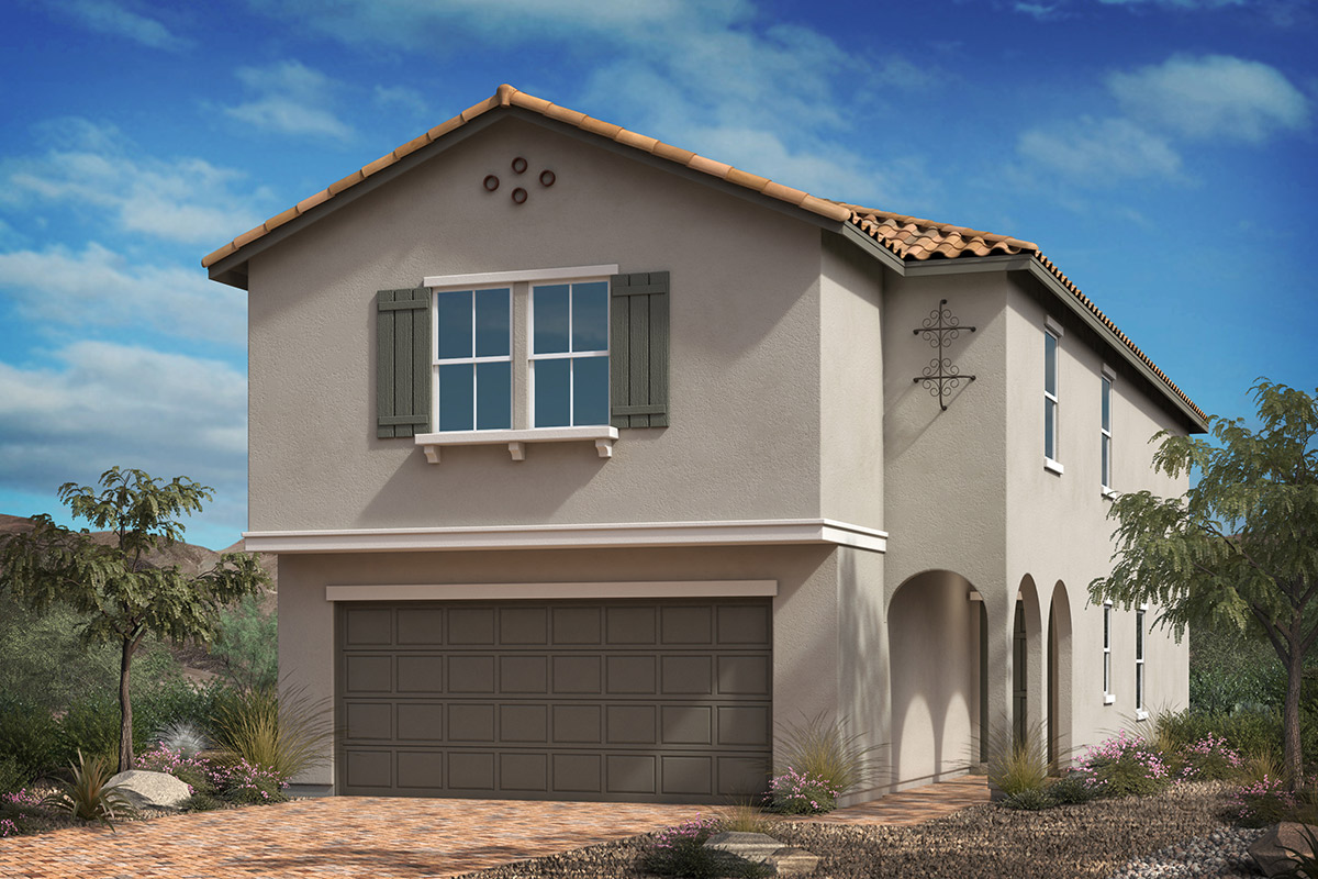 New Homes in Las Vegas, NV - Cactus Landings Plan 2469
