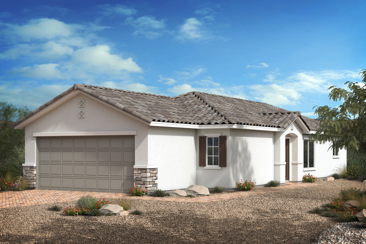 New Homes in Las Vegas, NV - Plan 1157