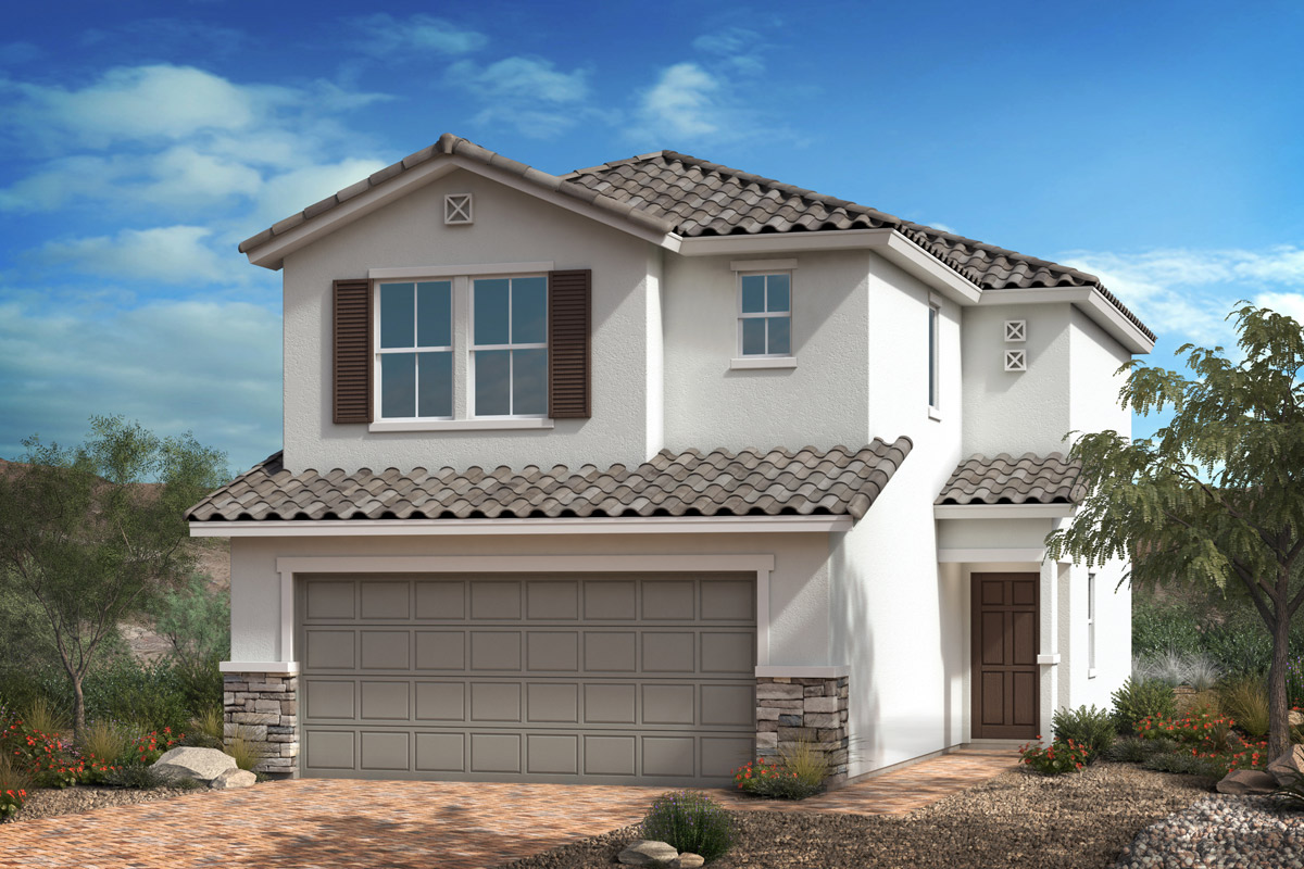 New Homes in Las Vegas, NV - Plan 1416
