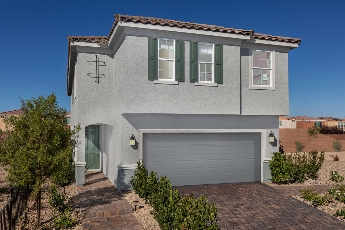 New Homes in Las Vegas, NV - Cattara Plan 2469