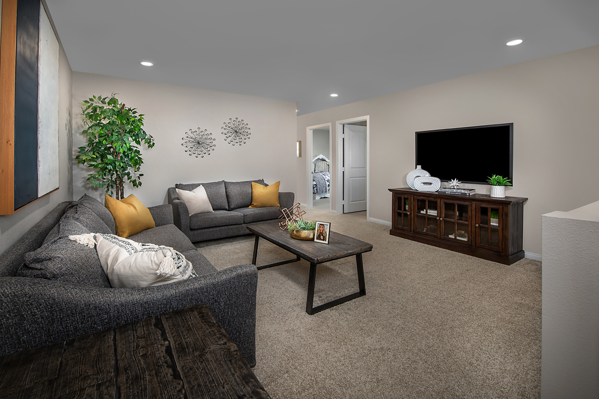 New Homes in Las Vegas, NV - Cattara Plan 2469 Loft