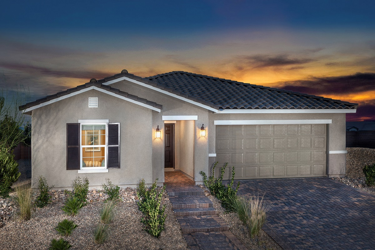 Desert Mesa A New Home Community By Kb Home