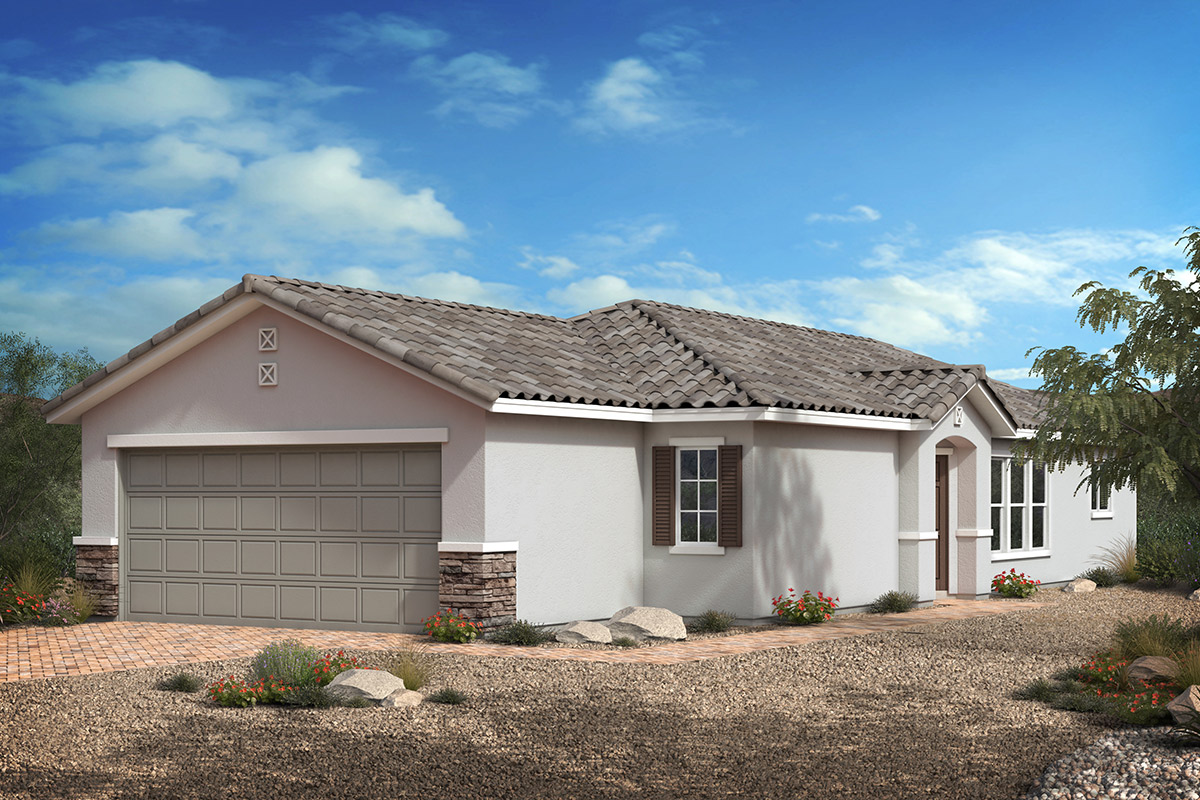 Browse new homes for sale in Landings at Durham Ranch