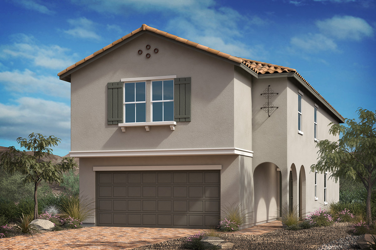 New Homes in Enterprise, NV - Plan 2469 Elevation A