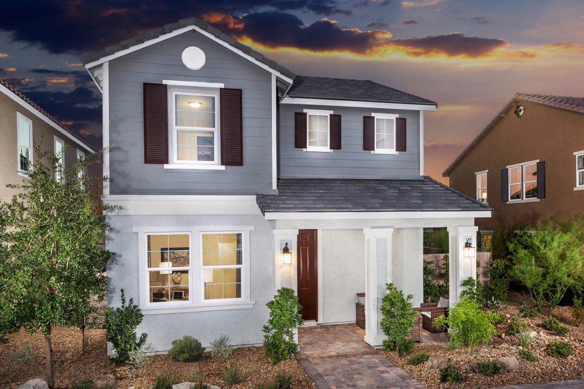 Browse new homes for sale in Gardens at Inspirada