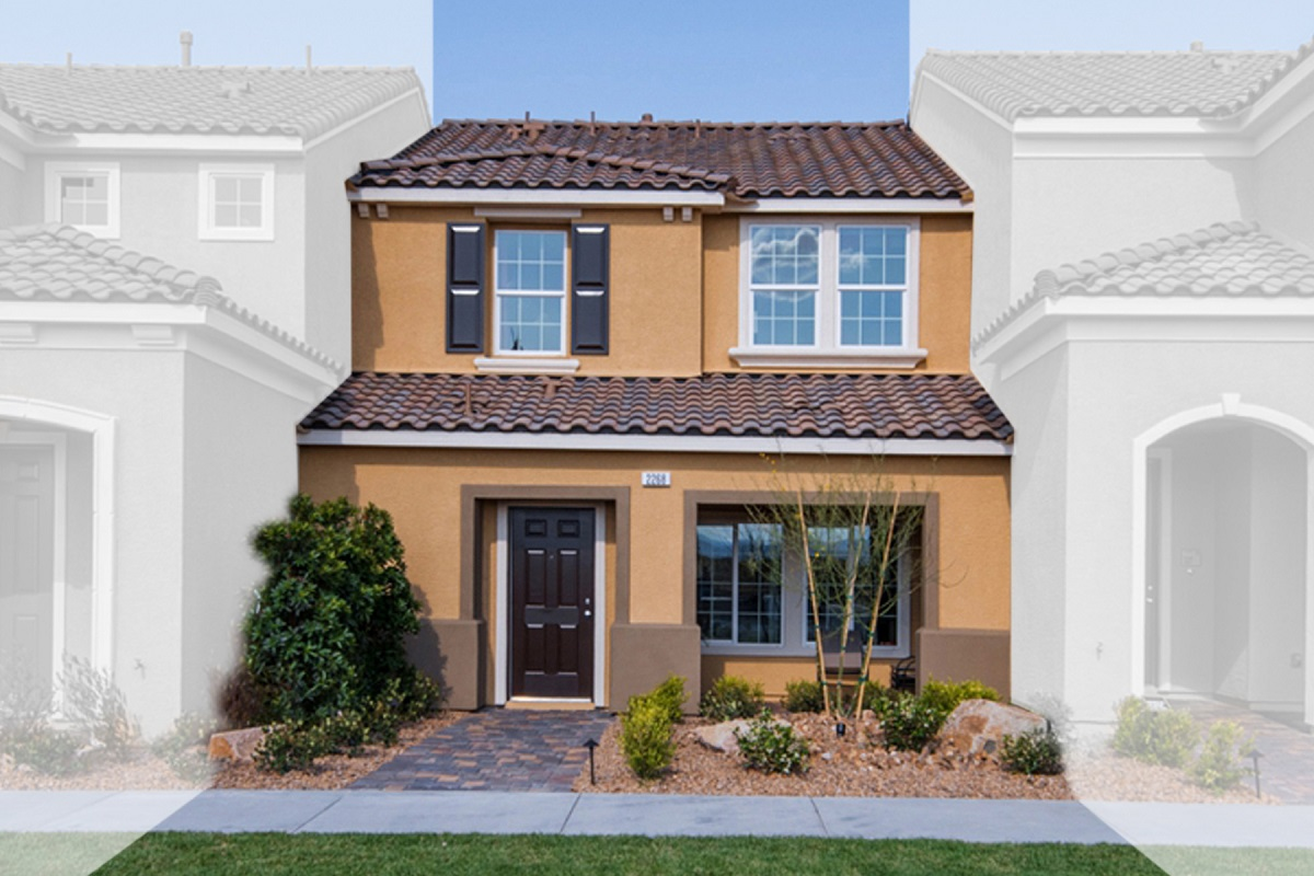 New Homes in Henderson, NV - Plan 1453
