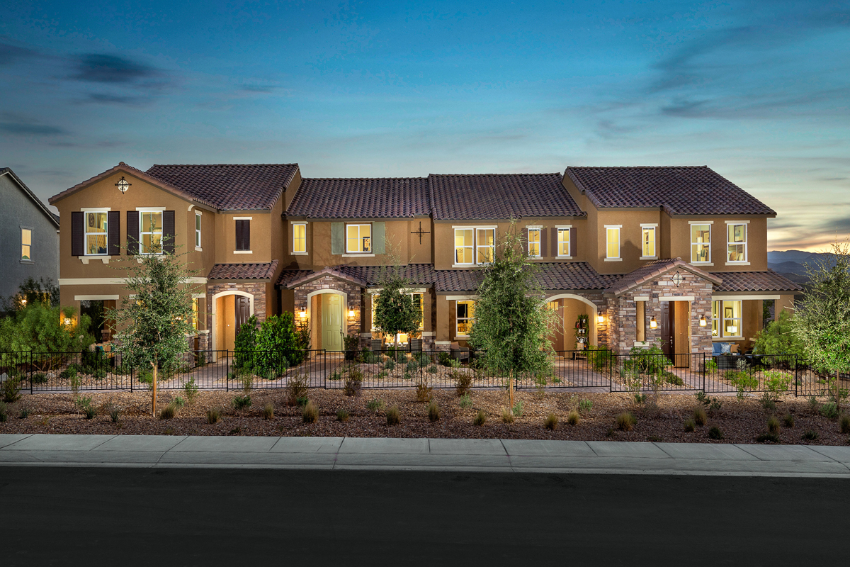 Browse new homes for sale in Groves at Inspirada