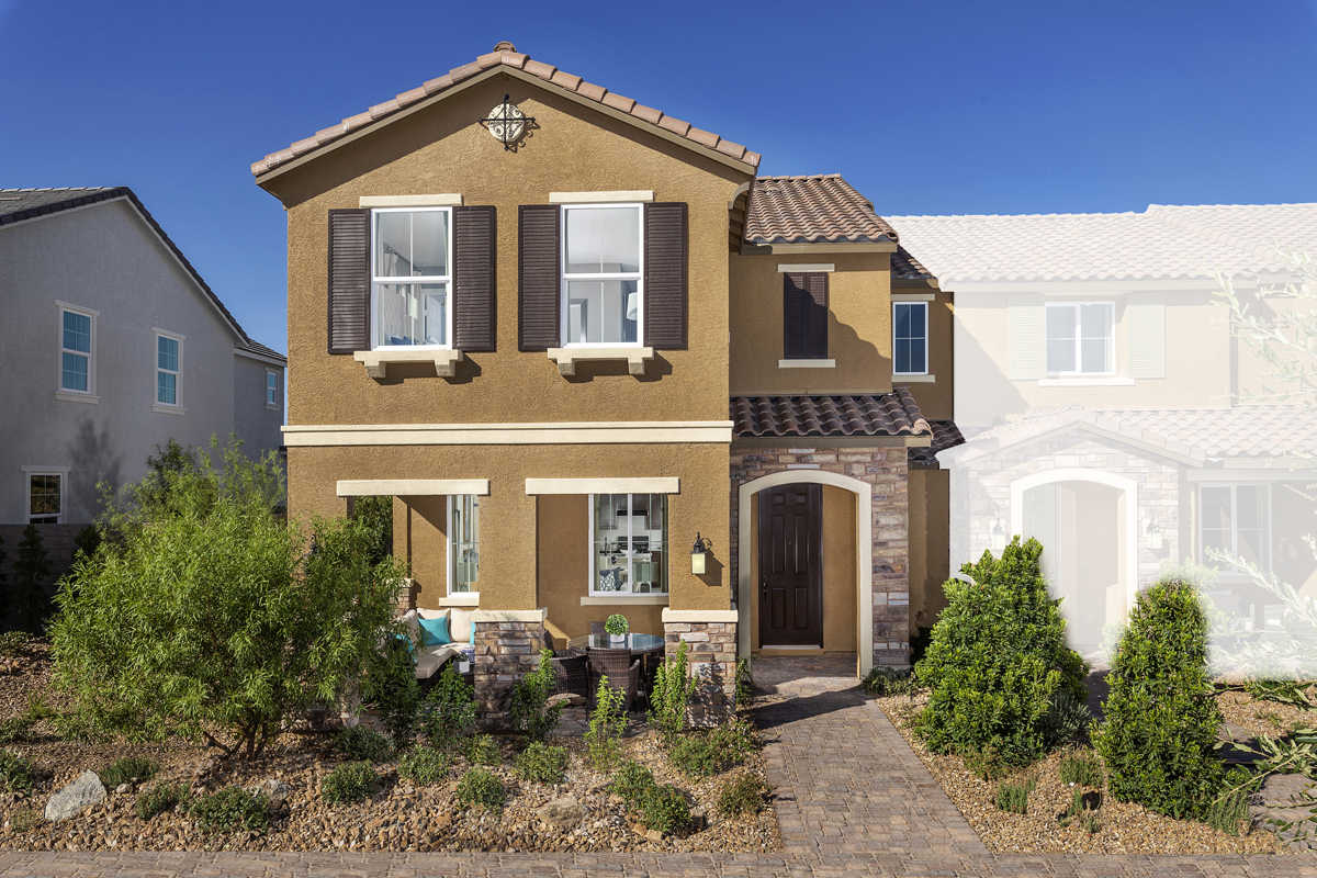 New Homes in Henderson, NV - Groves at Inspirada Plan 1843