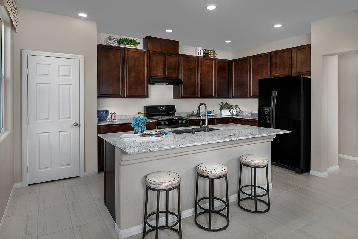 New Homes in Henderson, NV - Groves at Inspirada Plan 1843 Kitchen