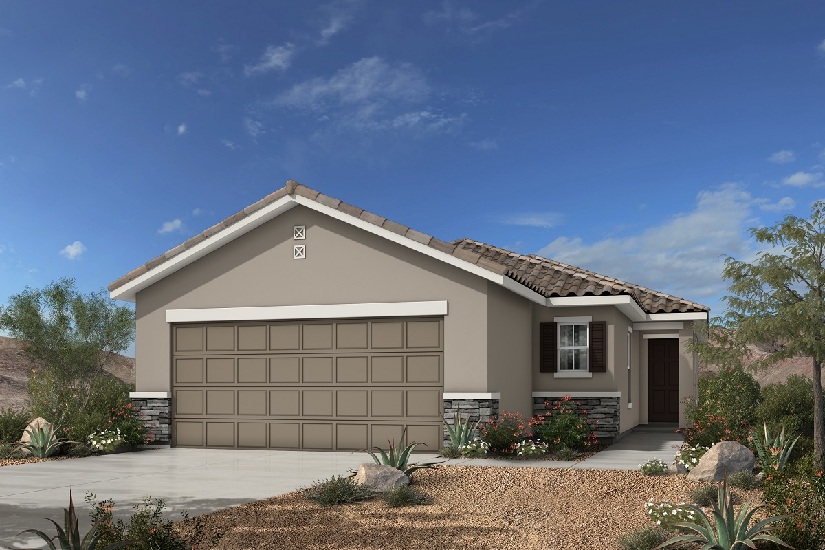 New Home Floor Plan In Idylwood By KB Home