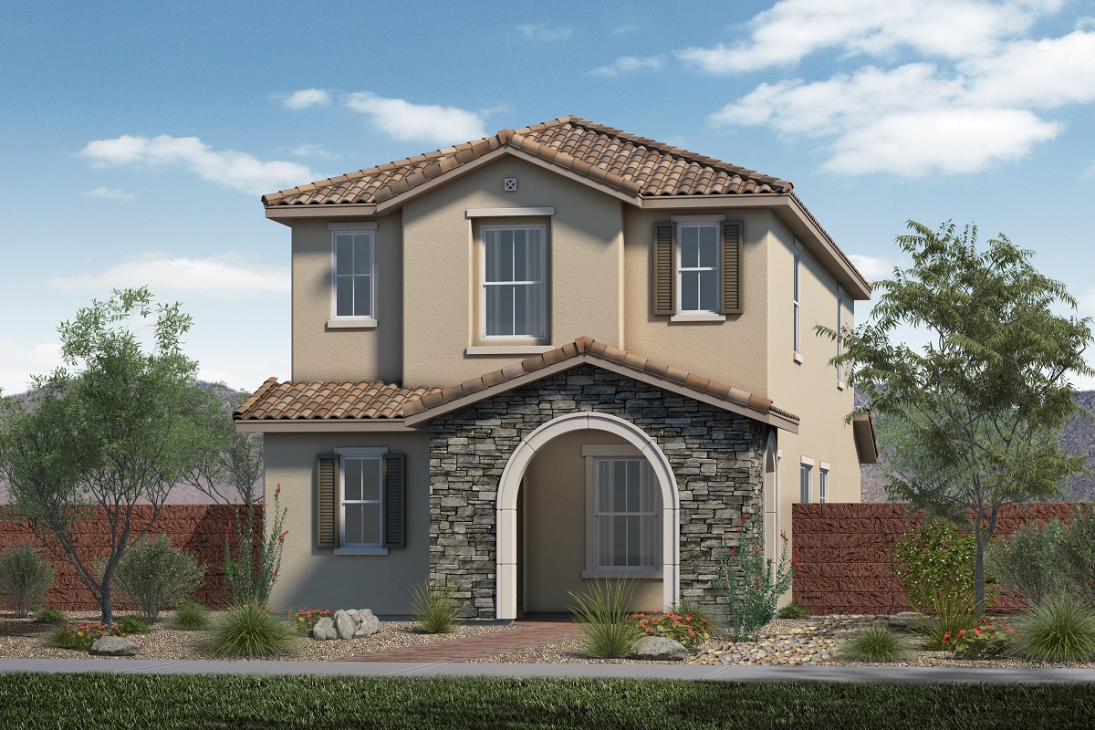 New Homes in Henderson, NV - Elevation B