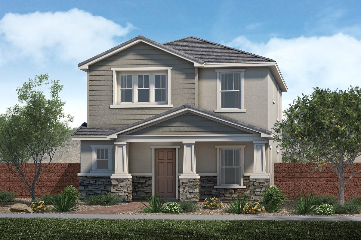 New Homes in Henderson, NV - Plan 1840 Modeled
