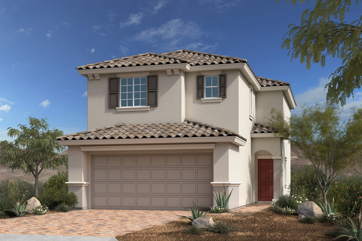 New Homes in Henderson, NV - Plan 1416