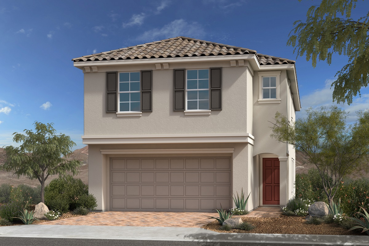 New Homes in Henderson, NV - Plan 2069