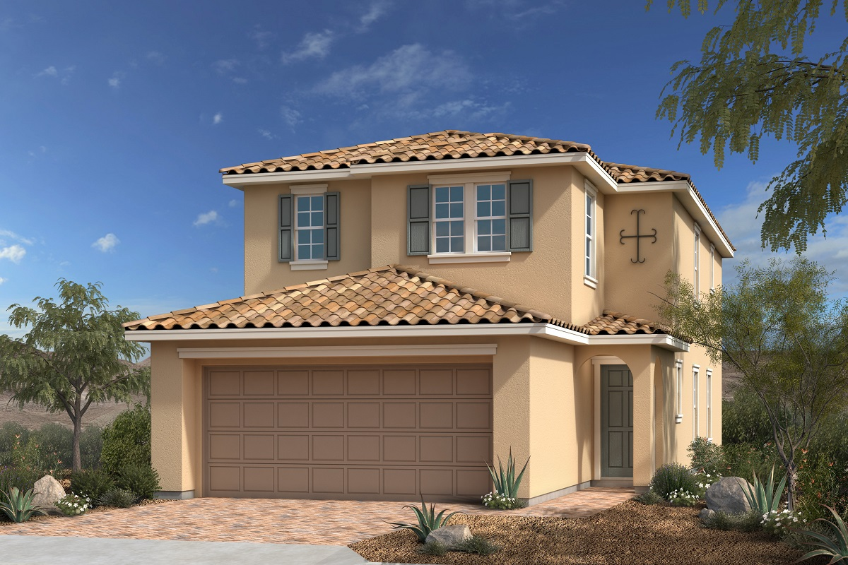 New KB quick-move-in homes available at Landings at Inspirada in Henderson, NV.  is one of many quick-move-in homes to choose from.