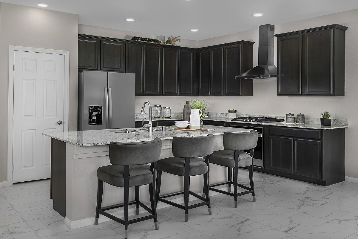 New Homes in Henderson, NV - Landings at Inspirada Plan 2125 Kitchen