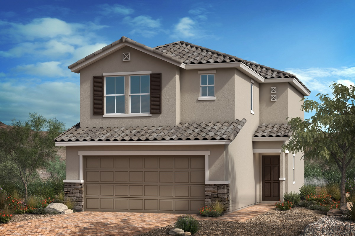 New Homes in North Las Vegas, NV - Plan 1416