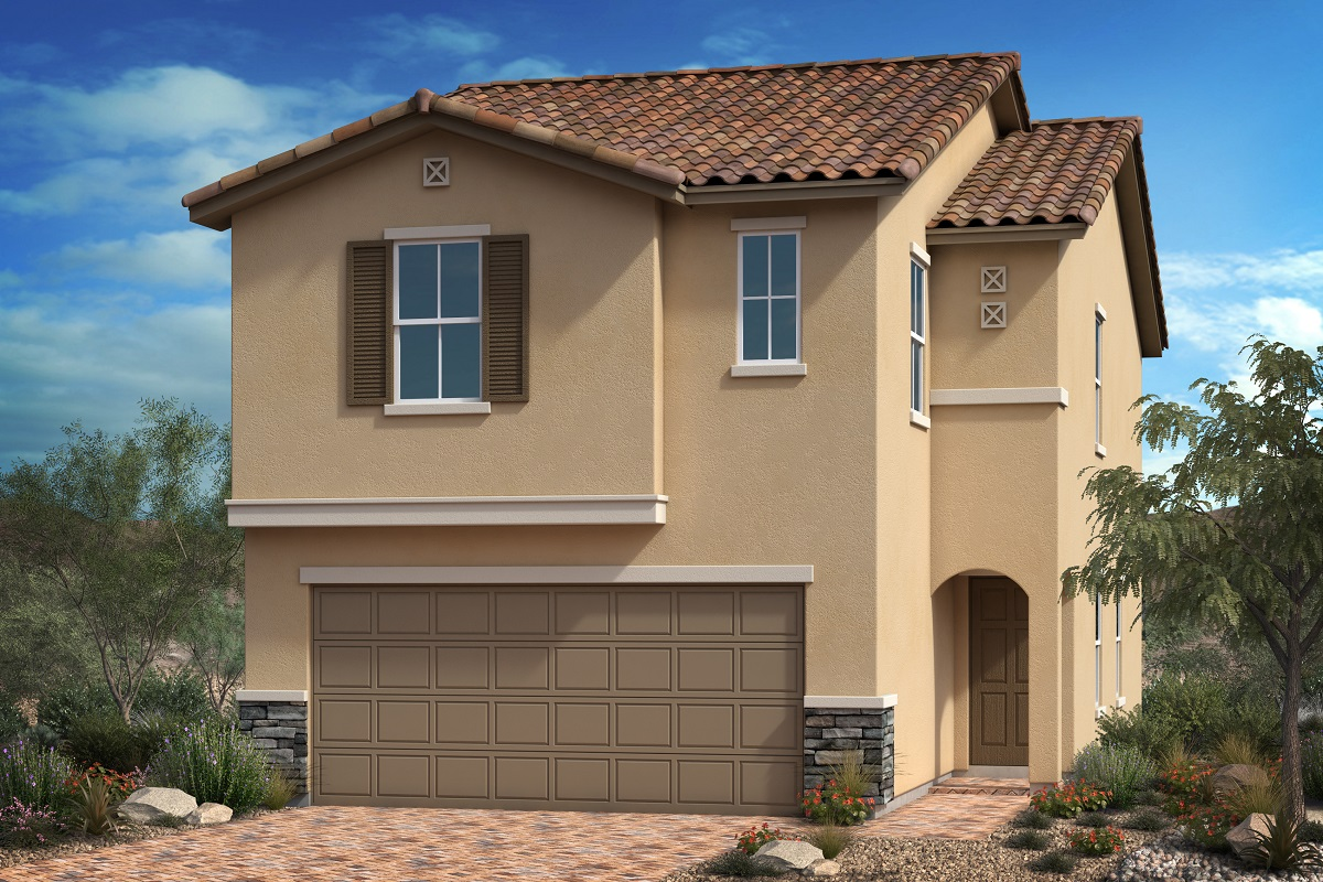 New Homes in North Las Vegas, NV - Plan 1855