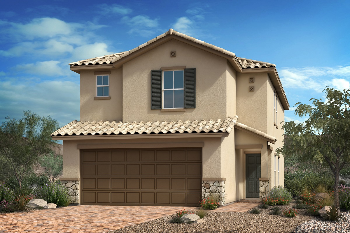 New Homes in North Las Vegas, NV - Plan 2080