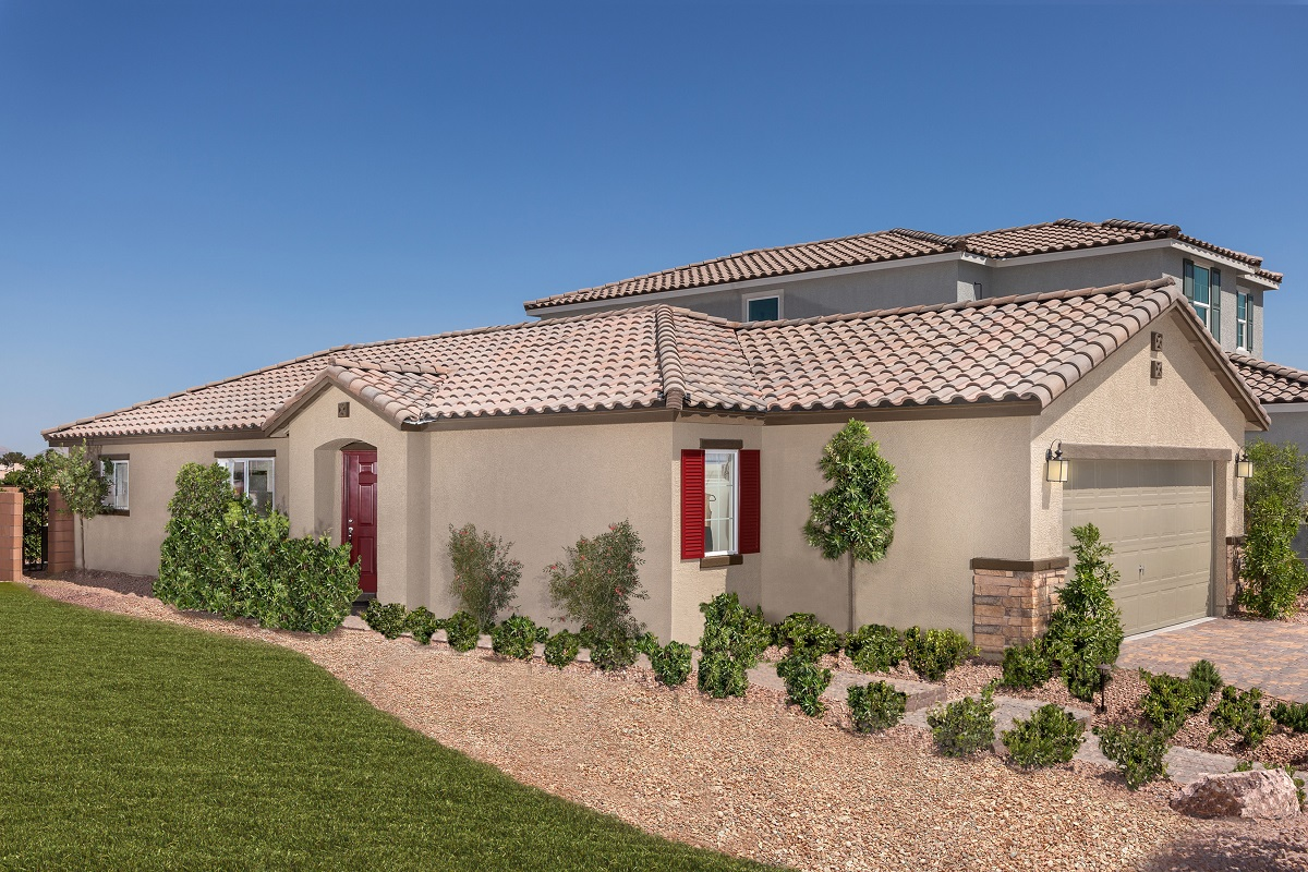 Browse new homes for sale in Mirage Landings