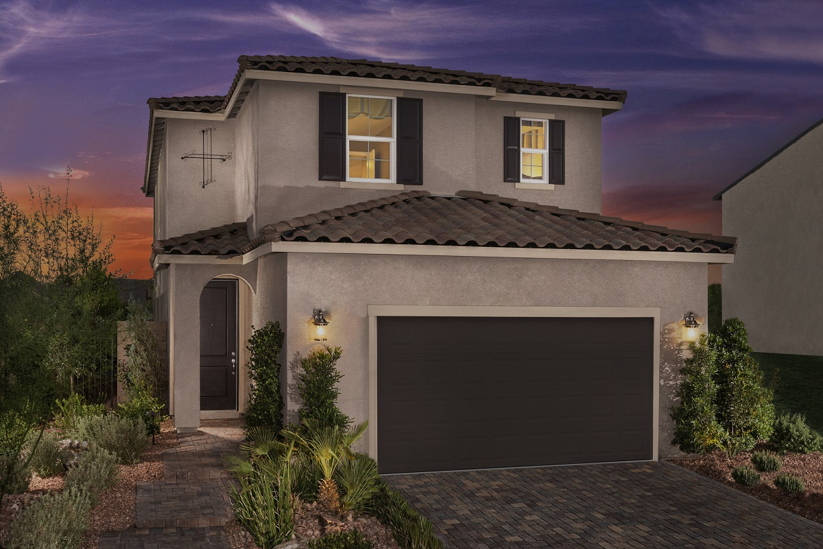 Kb Homes Floor Plans Las Vegas: New Homes For Sale At Oxford Commons In Las Vegas, NV