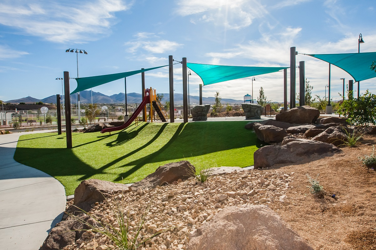 New Homes in Henderson, NV - Reserves at Inspirada Inspirada Park