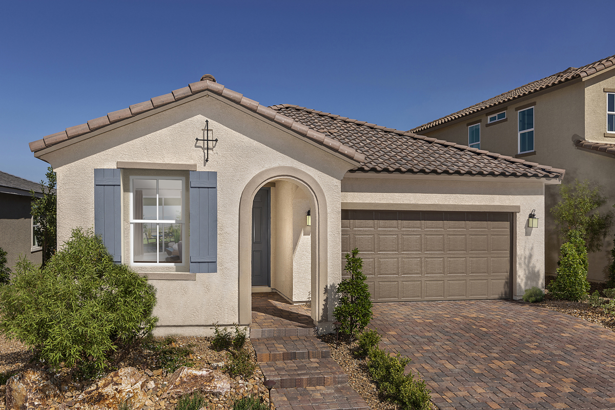 New Homes in Henderson, NV - Elevation A