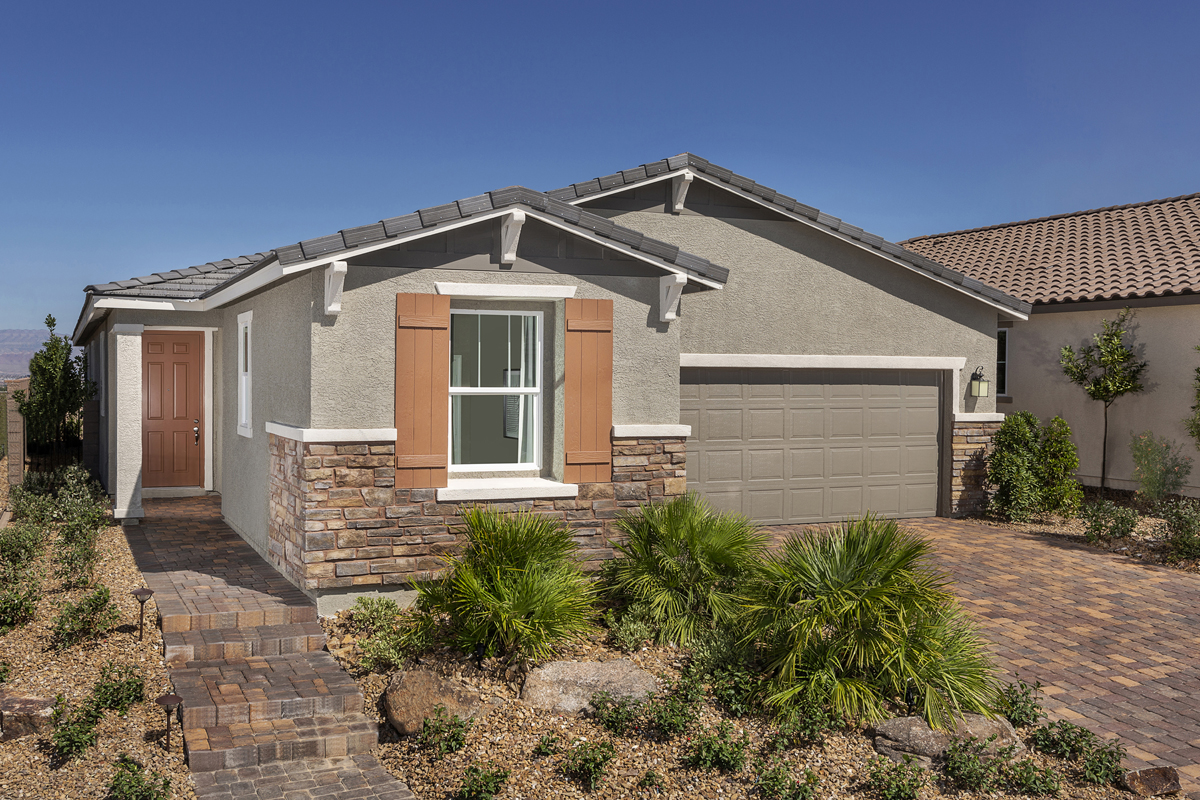 New Homes in Henderson, NV - Reserves at Inspirada Plan 1849