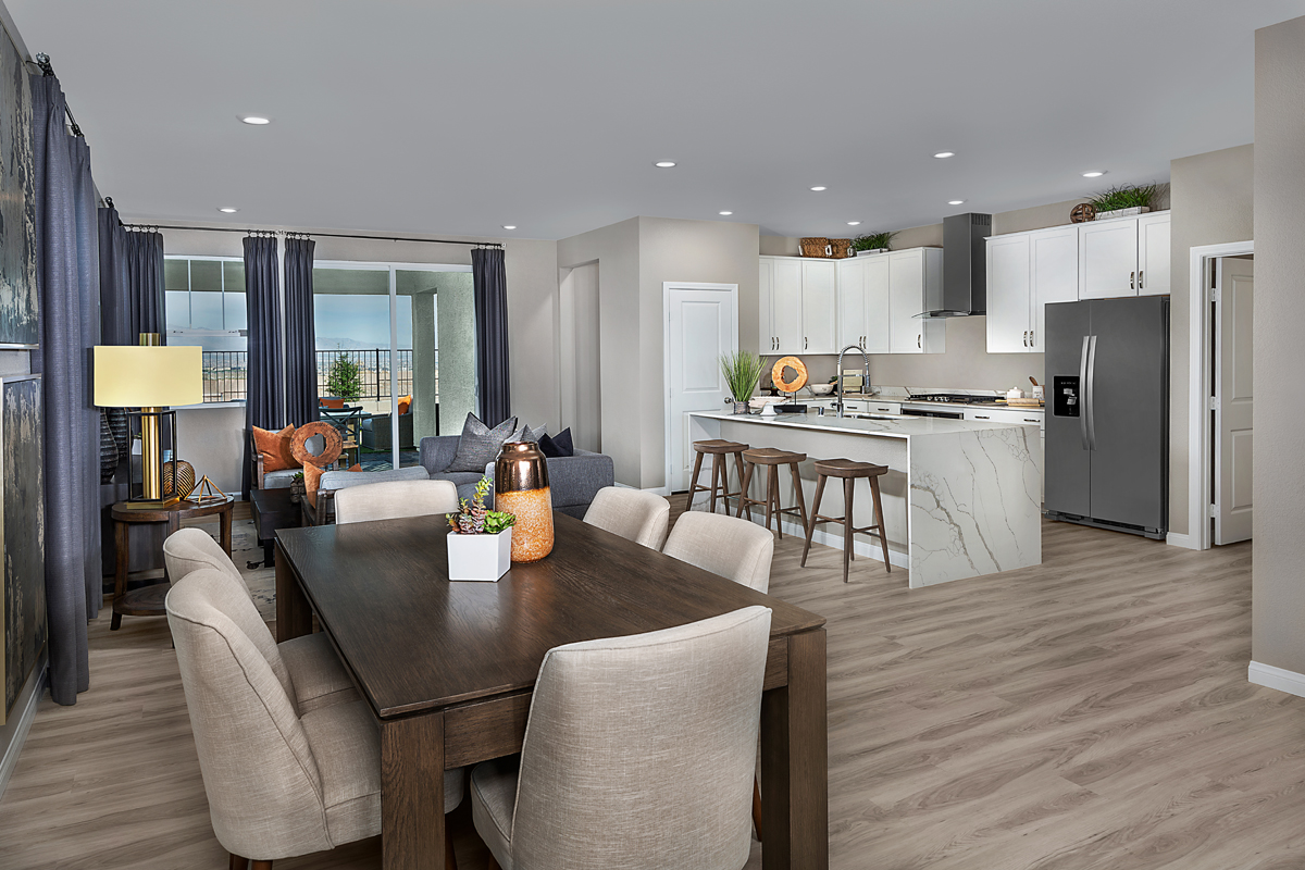 New Homes in Henderson, NV - Reserves at Inspirada Plan 1849 Great Room