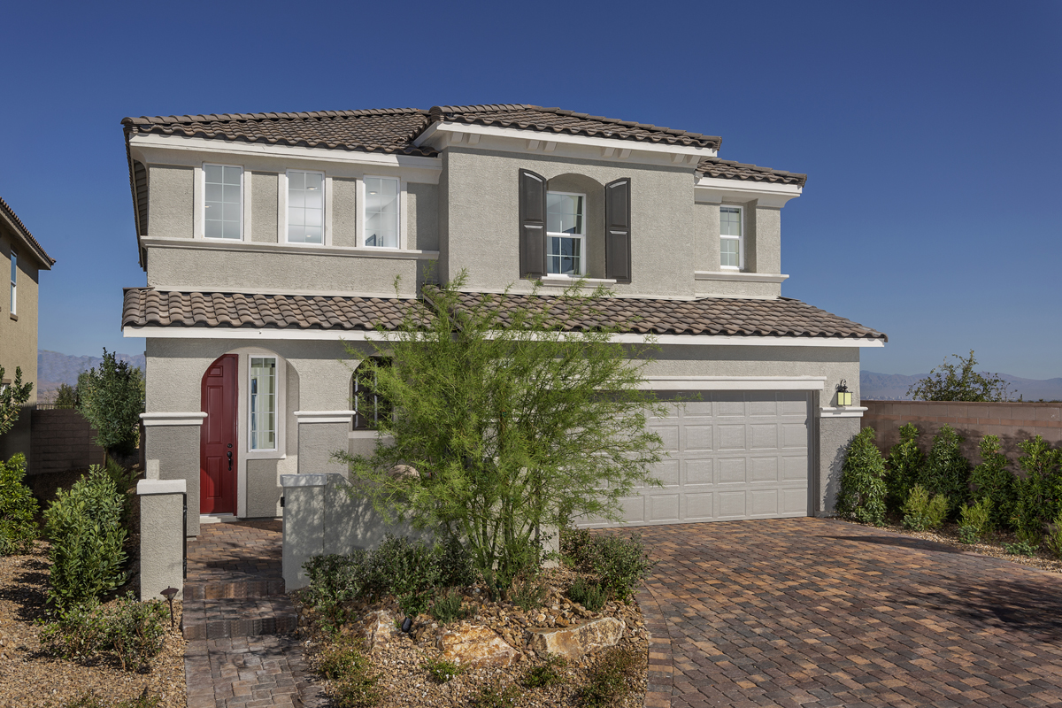 New Homes in Henderson, NV - Reserves at Inspirada Plan 3066