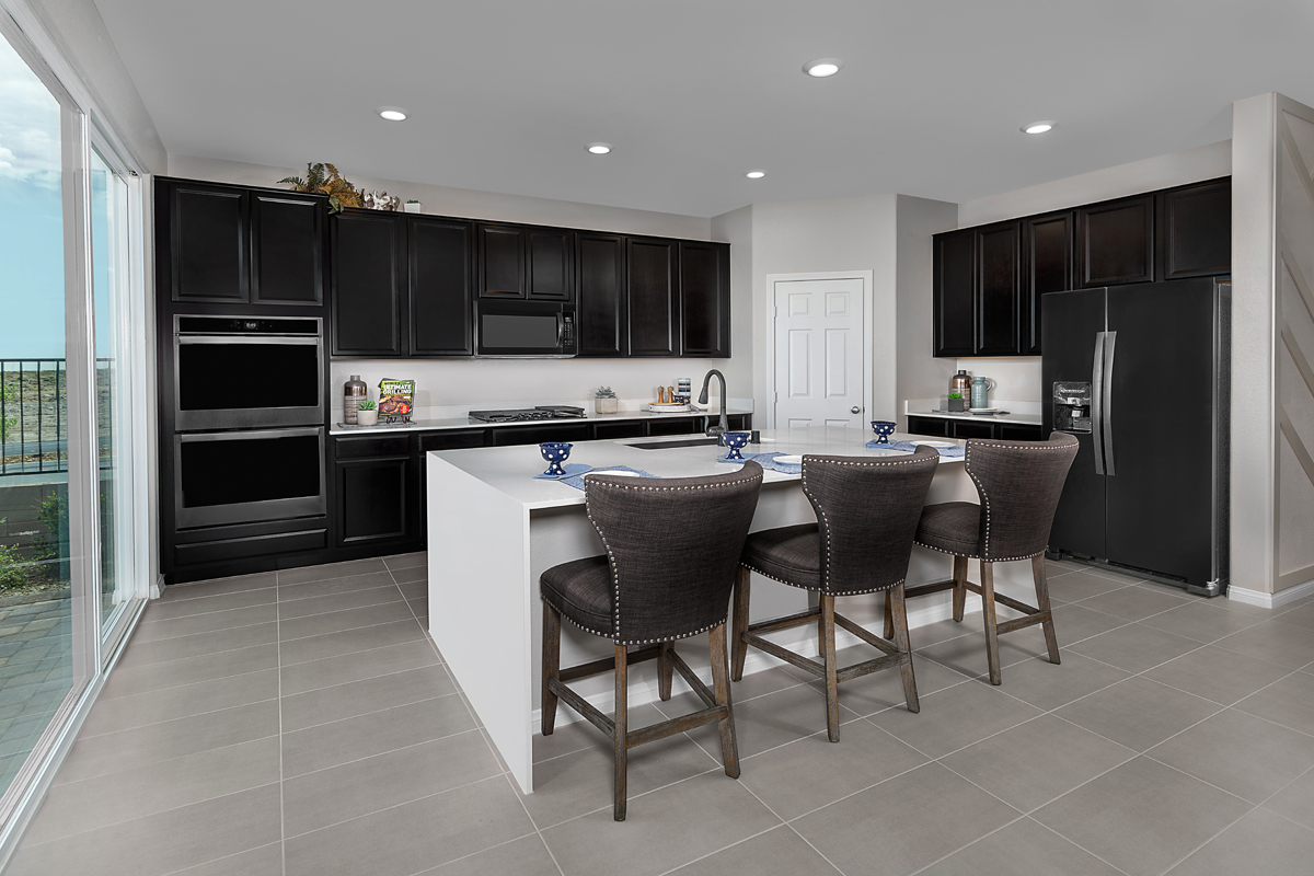 New Homes in Henderson, NV - Reserves at Inspirada Plan 3066 Kitchen