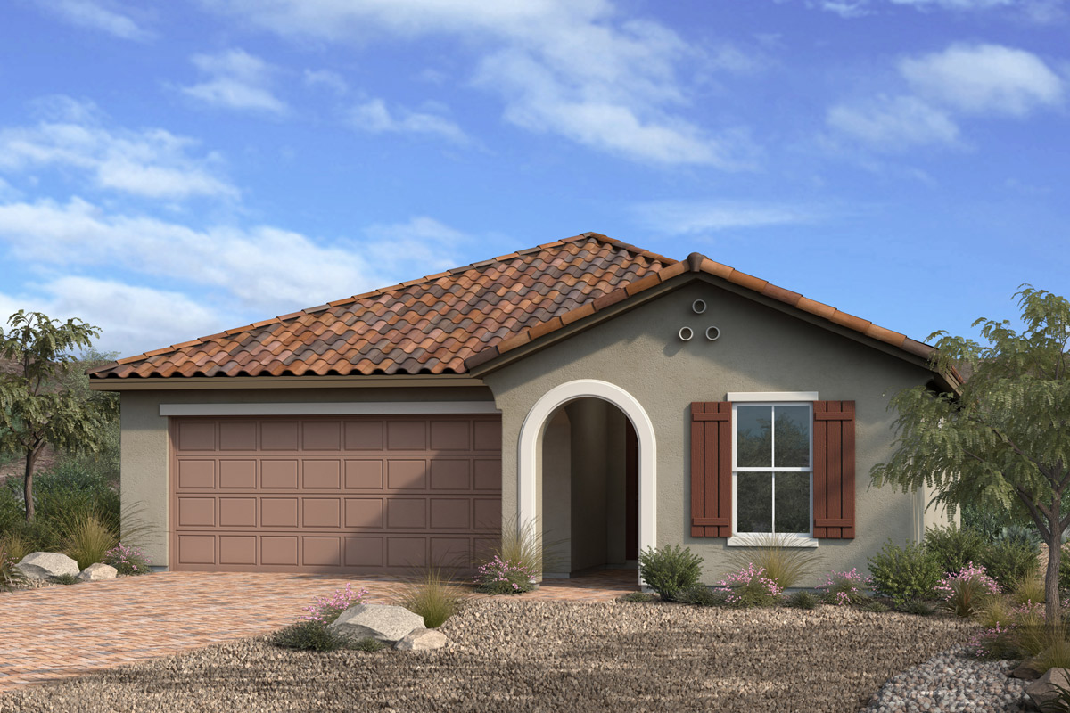 New Homes in Las Vegas, NV - Plan 1589