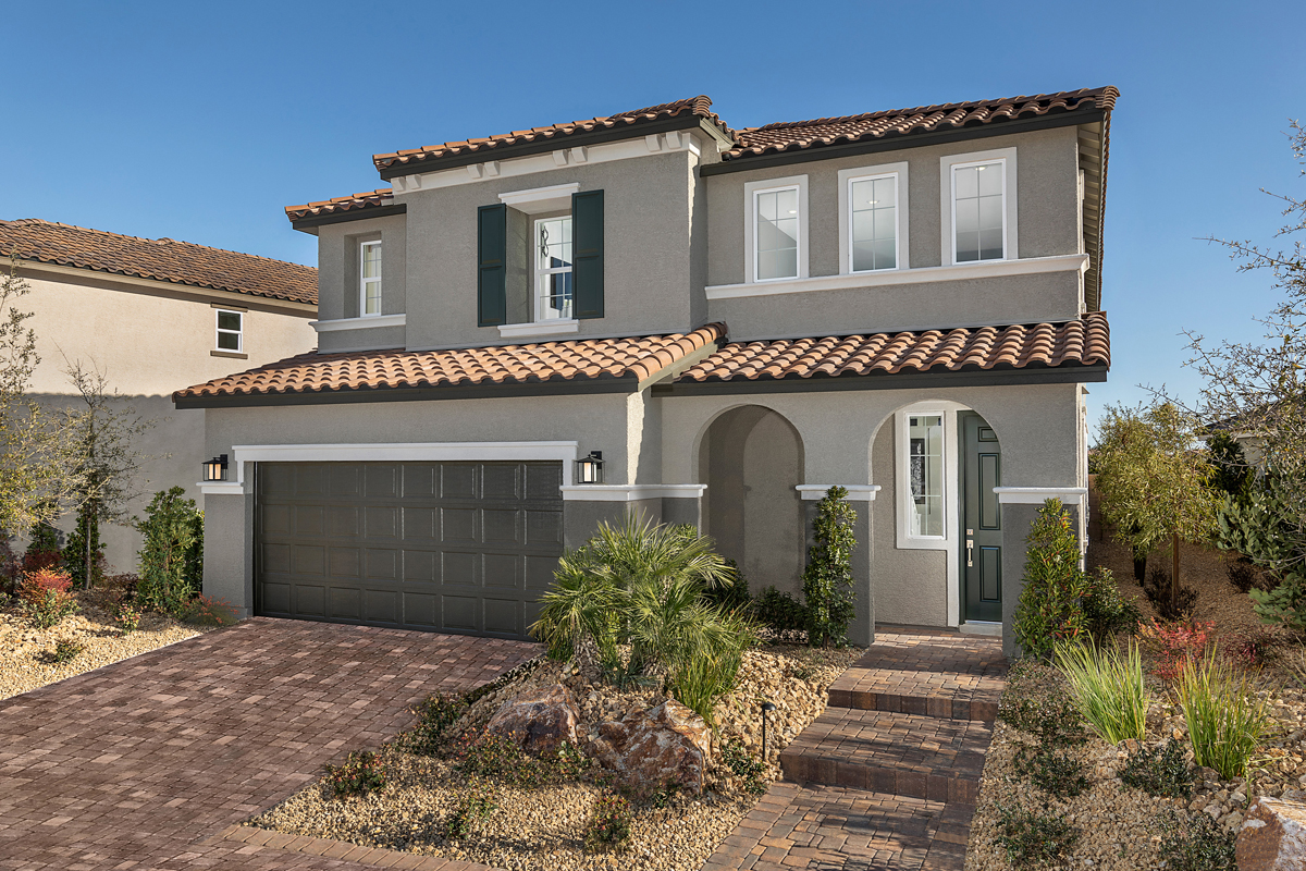 New Homes in Las Vegas, NV - Reserves at Montecito Plan 3066