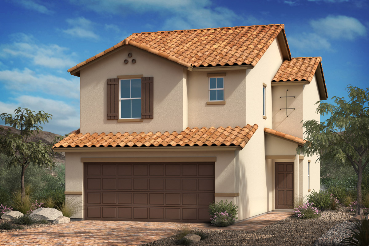 New Homes in North Las Vegas, NV - Plan 1455