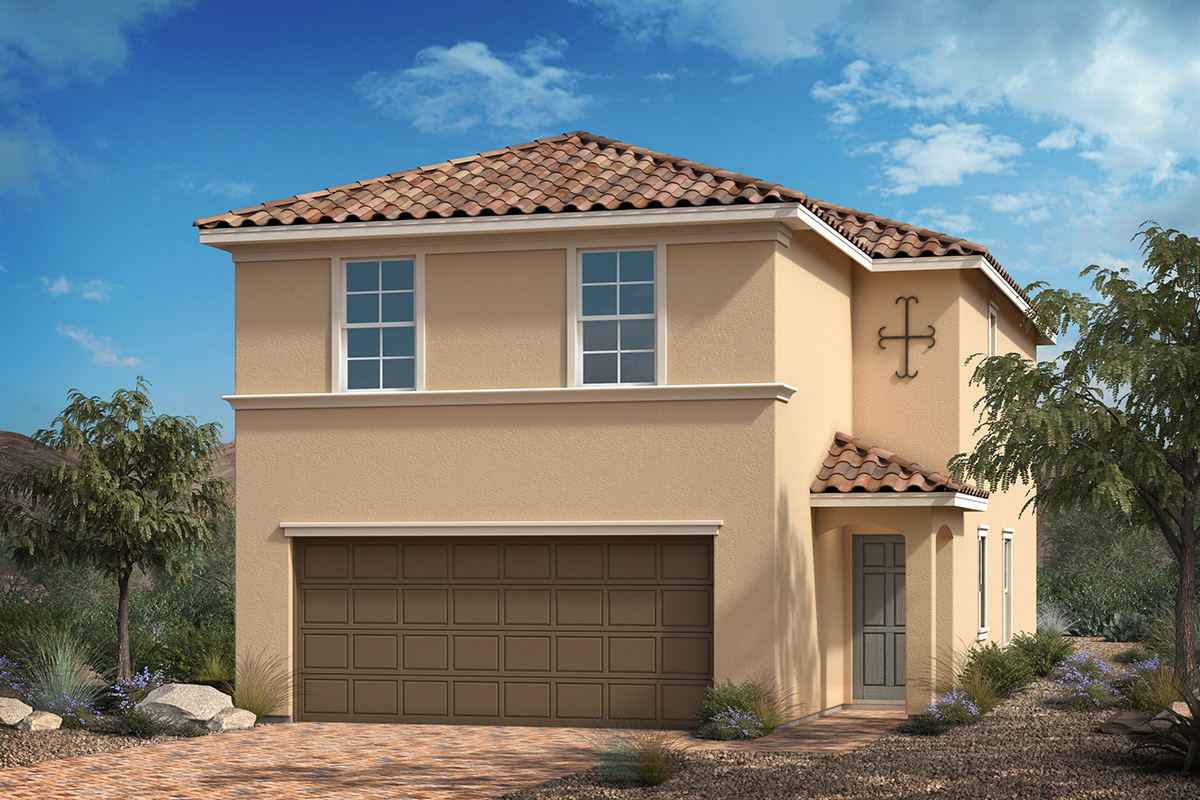 New Homes in North Las Vegas, NV - Plan 1769