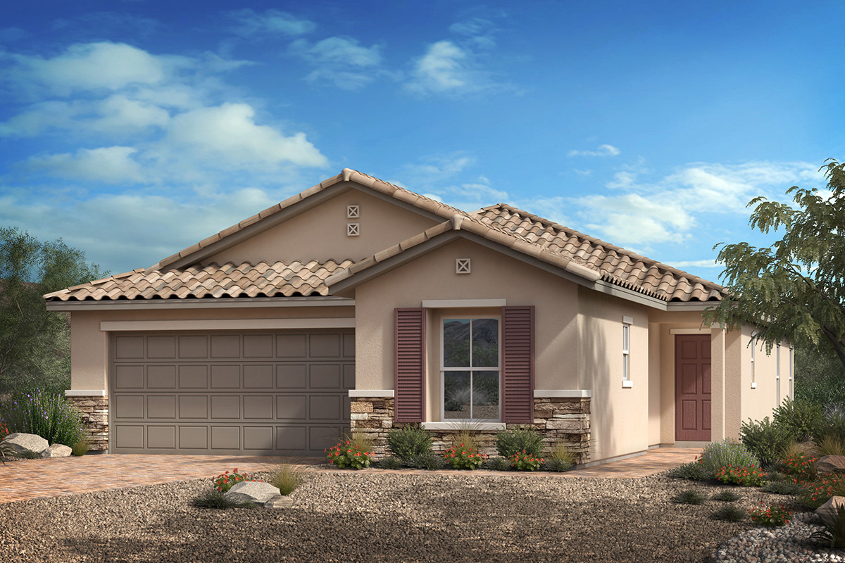New Homes in North Las Vegas, NV - Plan 1849-X