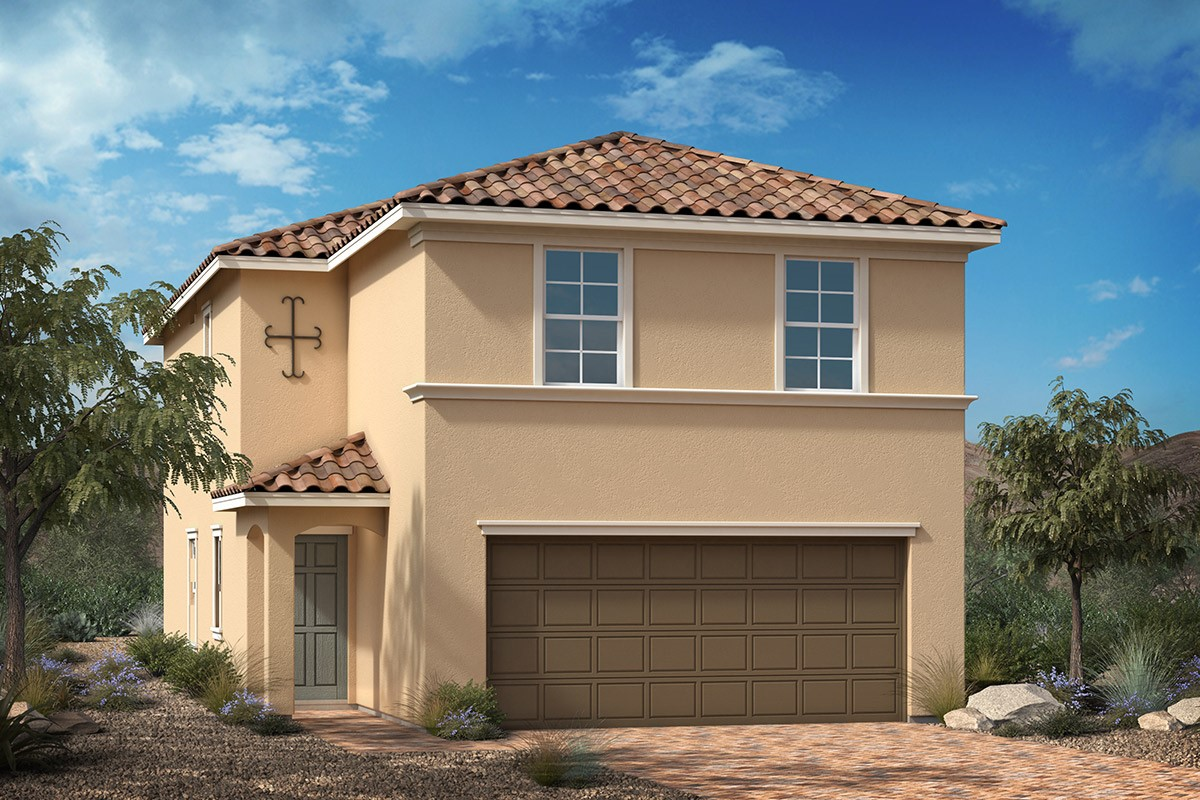 New Homes in Las Vegas, NV - Saguaro Plan 1768 Elevation E