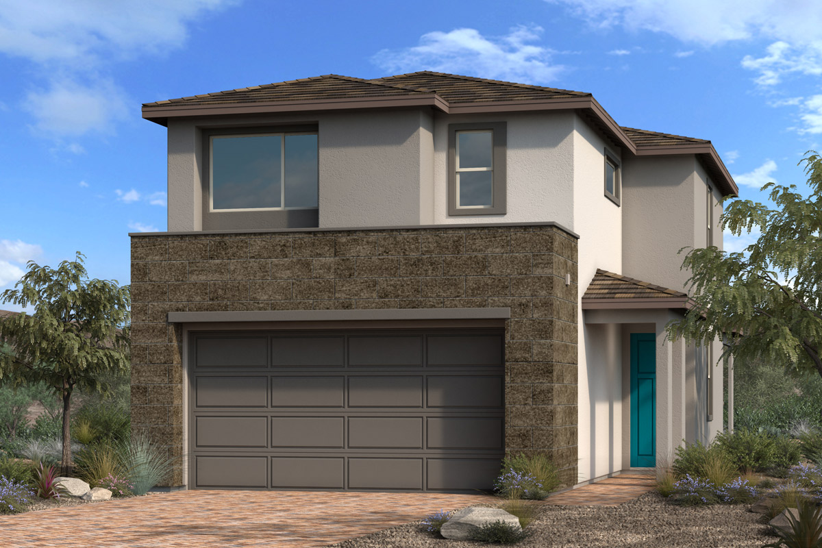 New Homes in Las Vegas, NV - Stonegate at Summerlin - Collection I Plan 1455