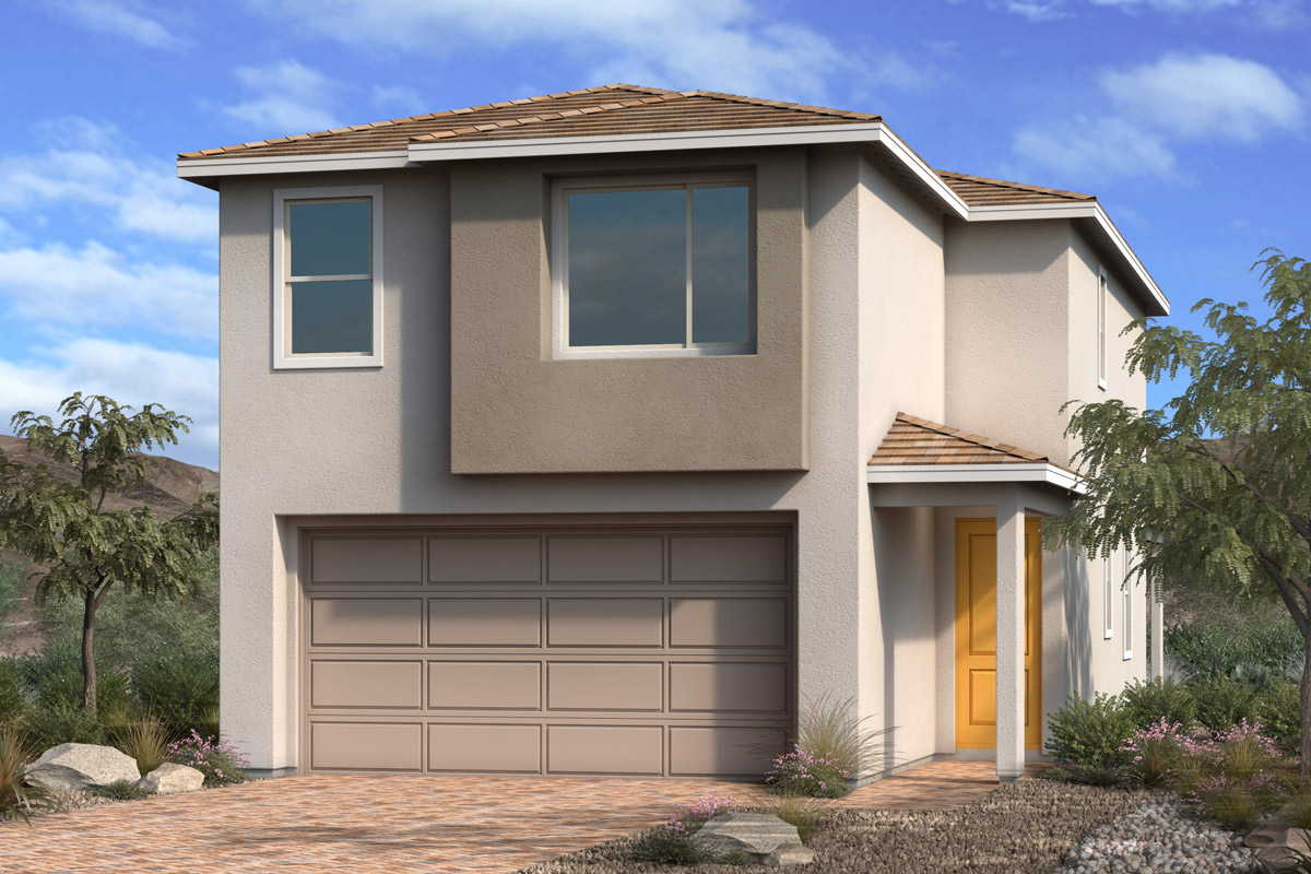 New Homes in Las Vegas, NV - Stonegate at Summerlin - Collection I Plan 1787