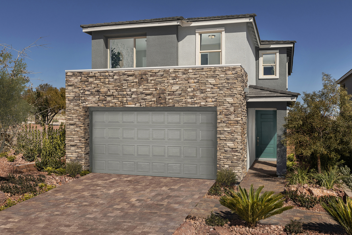 Stonegate At Summerlin Collection I A New Home Community By Kb