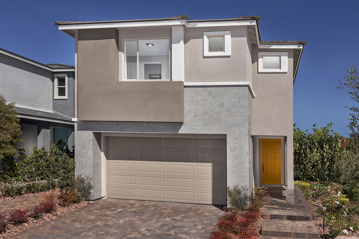 New Homes in Las Vegas, NV - Stonegate at Summerlin - Collection I Plan 2466