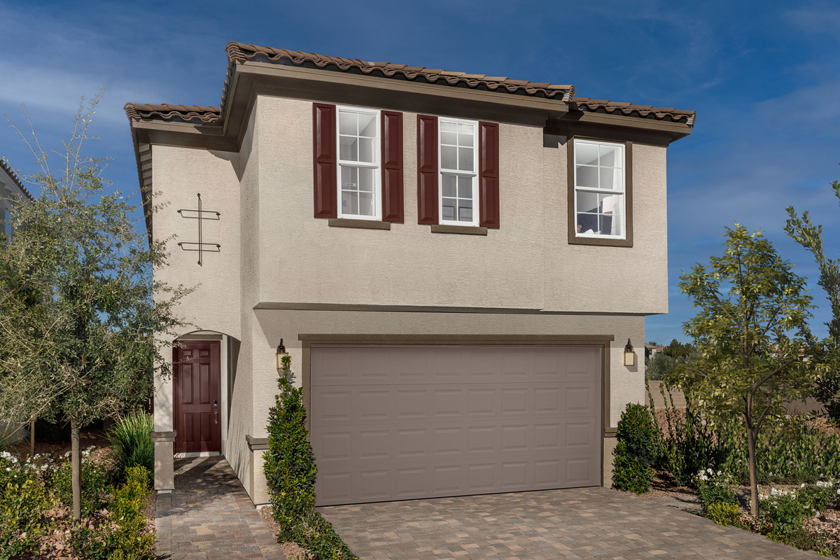 New Homes in Las Vegas, NV - Whistling Sands Plan 2469