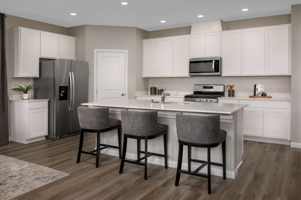 New Homes in Las Vegas, NV - Whistling Sands Plan 2469 Kitchen