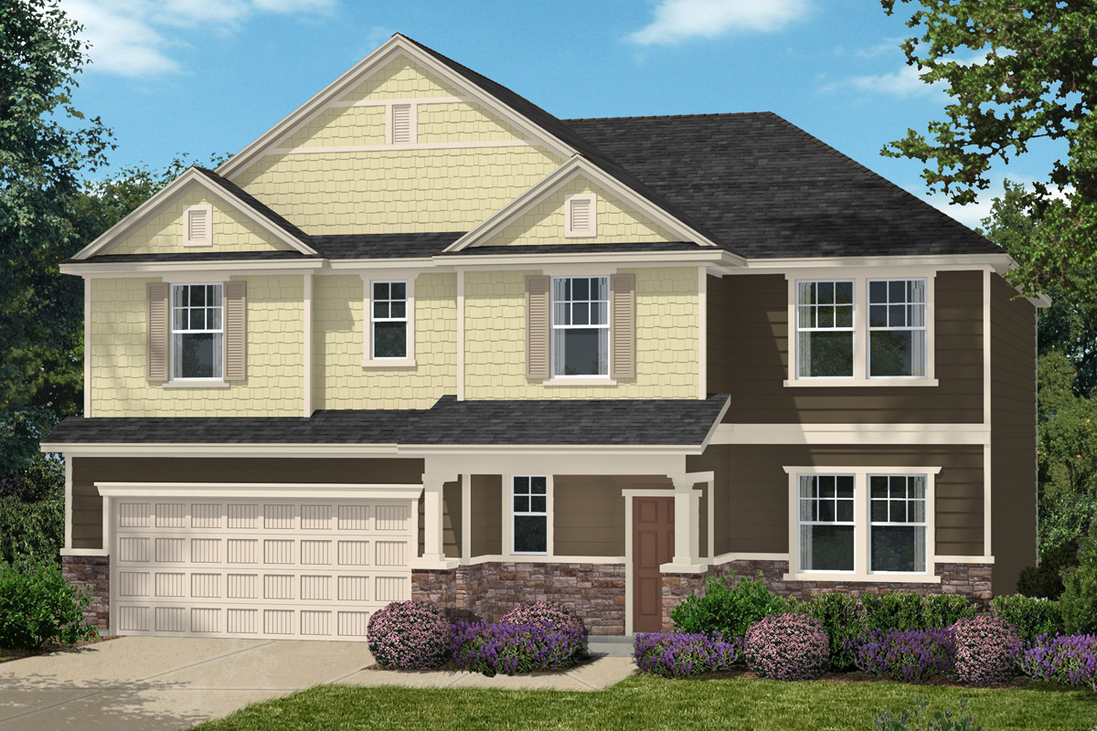 New homes for sale at darlington woods in cary nc kb home for Modern homes raleigh durham
