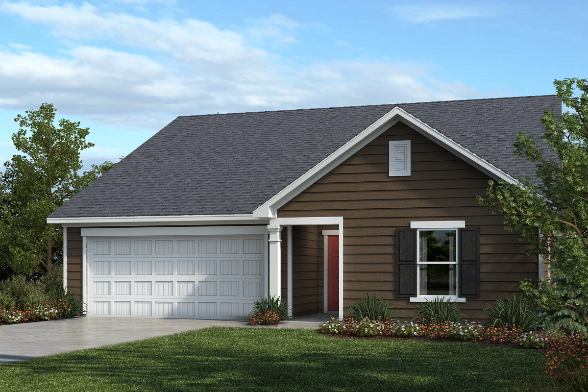 New Homes in Youngsville, NC - Plan 1582
