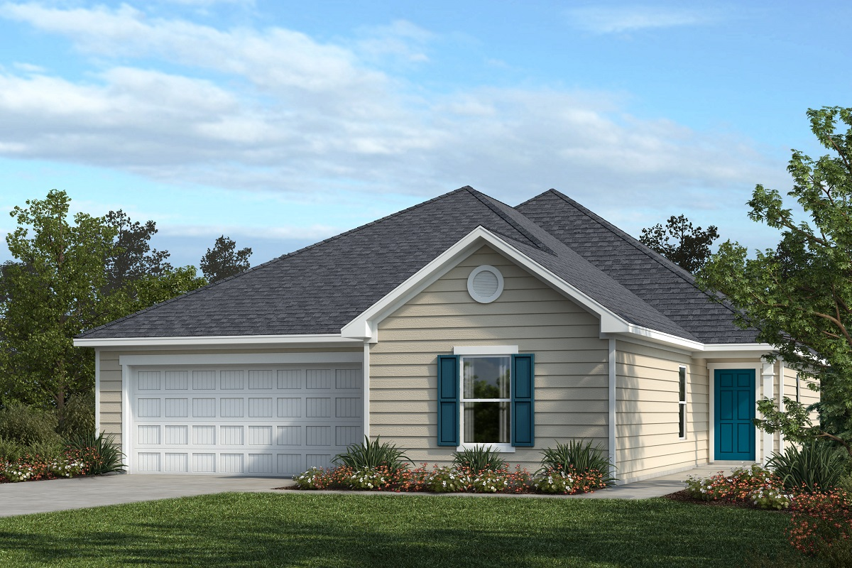 New Homes in Youngsville, NC - Plan 1844