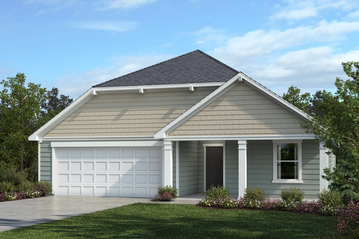 New Homes in Youngsville, NC - Elevation D