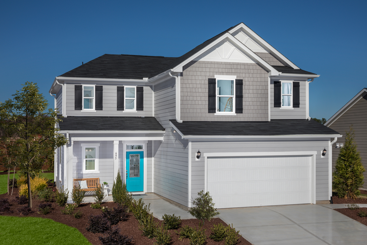 New Homes in Youngsville, NC - Freeman Farms Plan 1702